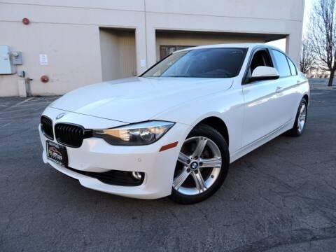 2015 BMW 3 Series for sale at PK MOTORS GROUP in Las Vegas NV
