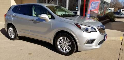 2017 Buick Envision for sale at Swift Auto Center of North Platte in North Platte NE