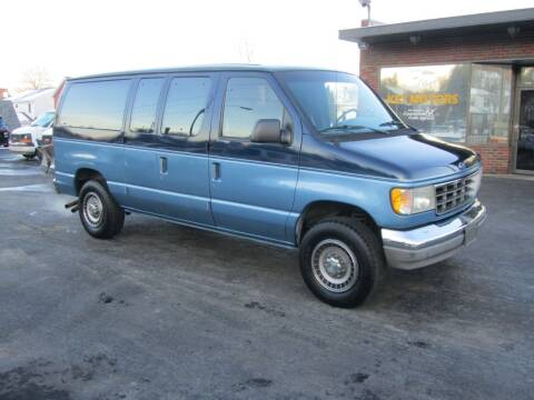 1993 Ford E-350 for sale at Key Motors in Mechanicville NY
