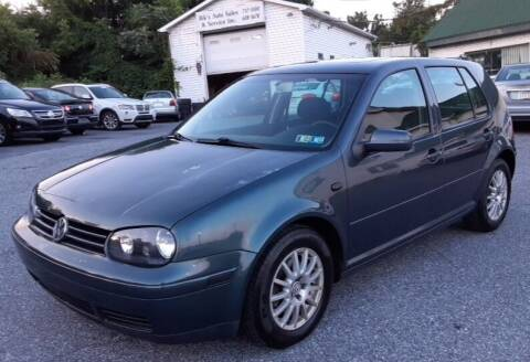 2006 Volkswagen Golf for sale at Bik's Auto Sales in Camp Hill PA