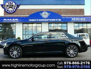 2013 Chrysler 300 for sale at Highline Group Motorsports in Lowell MA