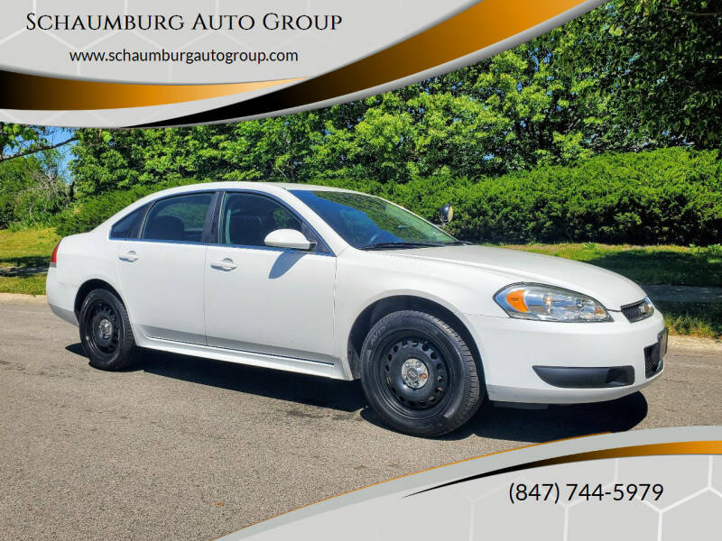 2016 Chevrolet Impala Limited for sale at Schaumburg Auto Group in Schaumburg IL