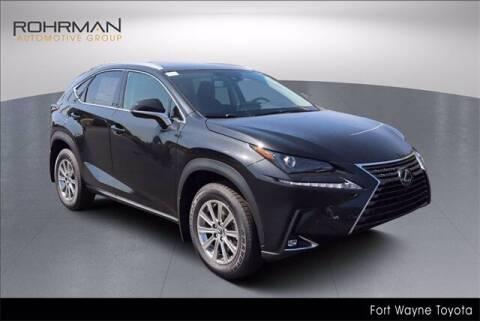 2021 Lexus NX 300 for sale at BOB ROHRMAN FORT WAYNE TOYOTA in Fort Wayne IN