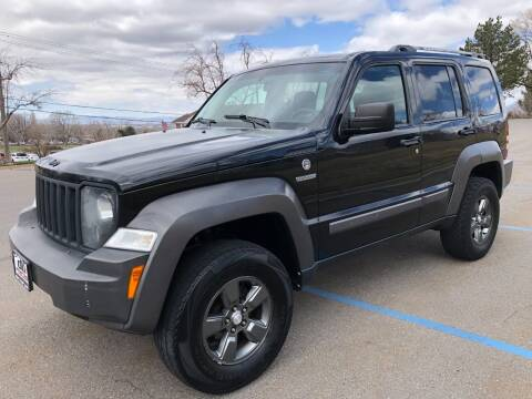 2010 Jeep Liberty for sale at DRIVE N BUY AUTO SALES in Ogden UT