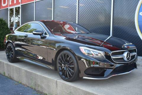 2016 Mercedes-Benz S-Class for sale at Alfa Romeo & Fiat of Strongsville in Strongsville OH
