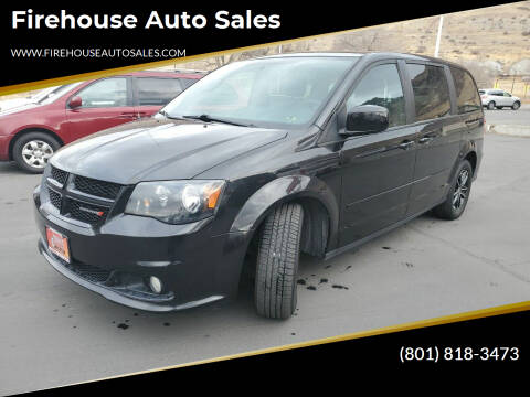 2017 Dodge Grand Caravan for sale at Firehouse Auto Sales in Springville UT