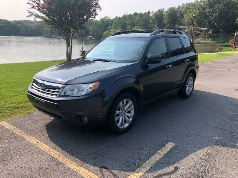 2013 Subaru Forester for sale at Village Wholesale in Hot Springs Village AR