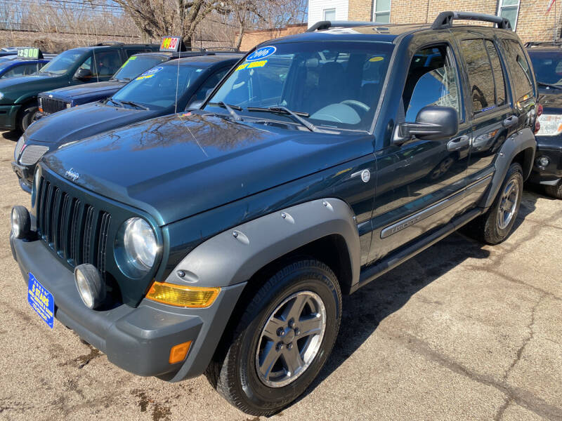 2006 Jeep Liberty for sale at 5 Stars Auto Service and Sales in Chicago IL
