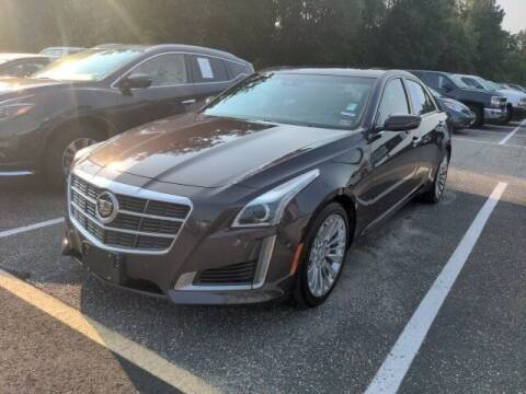 2014 Cadillac CTS for sale at Strosnider Chevrolet in Hopewell VA