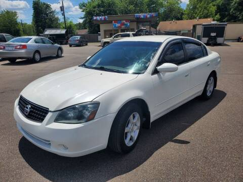 2005 Nissan Altima for sale at Tri-State Motors in Southaven MS