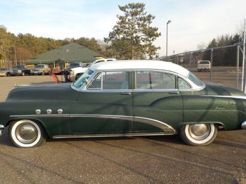 1952 Buick SUPER for sale at Route 65 Sales & Classics LLC - Classic Cars in Ham Lake MN