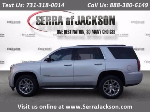 2015 GMC Yukon for sale at Serra Of Jackson in Jackson TN