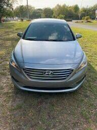 2015 Hyundai Sonata for sale at Royal Auto Mart in Tampa FL