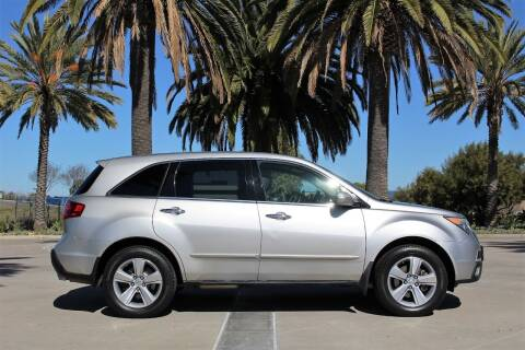 2011 Acura MDX for sale at Miramar Sport Cars in San Diego CA