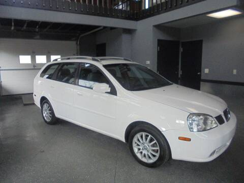 2005 Suzuki Forenza for sale at Settle Auto Sales STATE RD. in Fort Wayne IN
