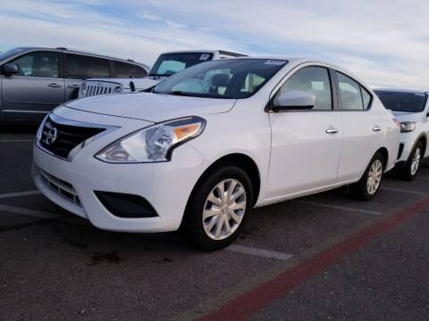 2018 Nissan Versa for sale at A.I. Monroe Auto Sales in Bountiful UT