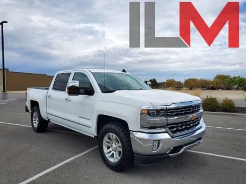 2017 Chevrolet Silverado 1500 for sale at INDY LUXURY MOTORSPORTS in Fishers IN
