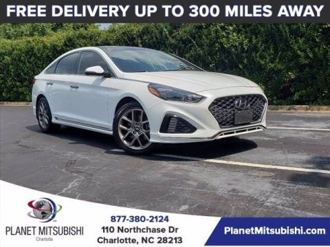2019 Hyundai Sonata for sale at Planet Automotive Group in Charlotte NC