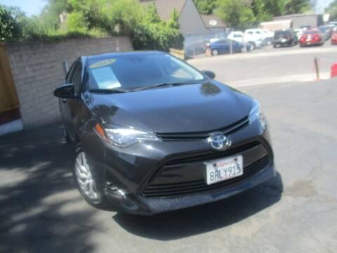 2019 Toyota Corolla for sale at Quick Auto Sales in Modesto CA