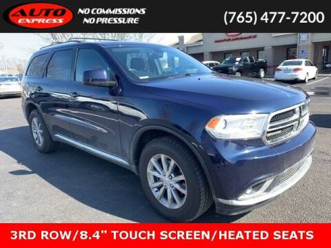 2017 Dodge Durango for sale at Auto Express in Lafayette IN