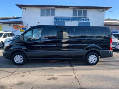 2017 Ford Transit Passenger for sale at Twin City Motors in Grand Forks ND