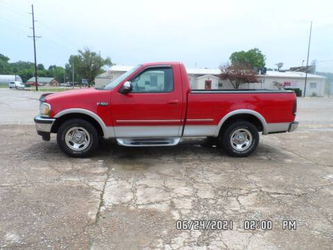1998 Ford F-150 for sale at Town and Country Motors in Warsaw MO