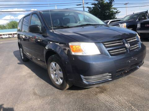2009 Dodge Grand Caravan for sale at Action Automotive Service LLC in Hudson NY