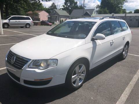 2008 Volkswagen Passat for sale at EZ Auto Sales , Inc in Edison NJ