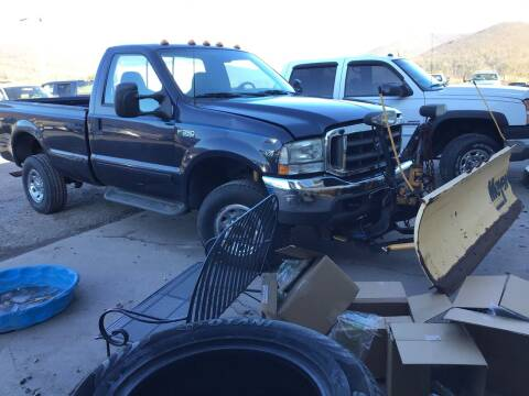 2002 Ford F-350 Super Duty for sale at Troys Auto Sales in Dornsife PA