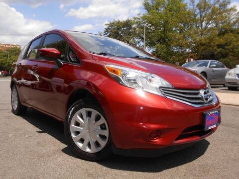 2016 Nissan Versa Note for sale at H & R Auto in Arlington VA