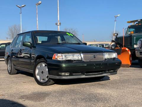 1996 Volvo 960 for sale at HIGHLINE AUTO LLC in Kenosha WI