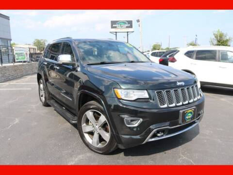 2015 Jeep Grand Cherokee for sale at AUTO POINT USED CARS in Rosedale MD