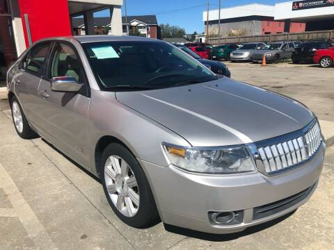 2007 Lincoln MKZ for sale at Thumbs Up Motors in Warner Robins GA
