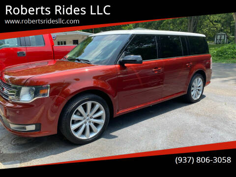 2014 Ford Flex for sale at Roberts Rides LLC in Franklin OH