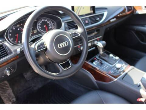 2014 Audi A7 for sale at Peninsula Motor Vehicle Group in Oakville NY