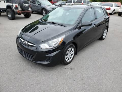 2012 Hyundai Accent for sale at DISCOUNT AUTO SALES in Johnson City TN