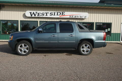2011 Chevrolet Avalanche for sale at West Side Service in Auburndale WI