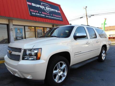 2013 Chevrolet Suburban for sale at Super Sports & Imports in Jonesville NC