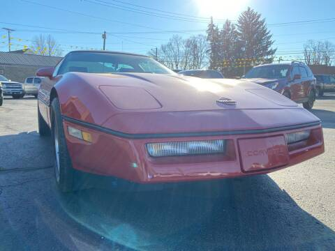 1988 Chevrolet Corvette for sale at Auto Exchange in The Plains OH