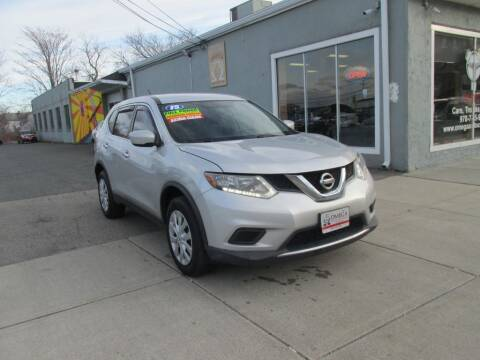 2015 Nissan Rogue for sale at Omega Auto & Truck Center, Inc. in Salem MA