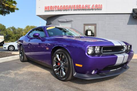 2014 Dodge Challenger for sale at Heritage Automotive Sales in Columbus in Columbus IN