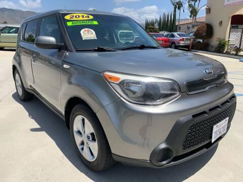 2014 Kia Soul for sale at Select Auto Wholesales in Glendora CA
