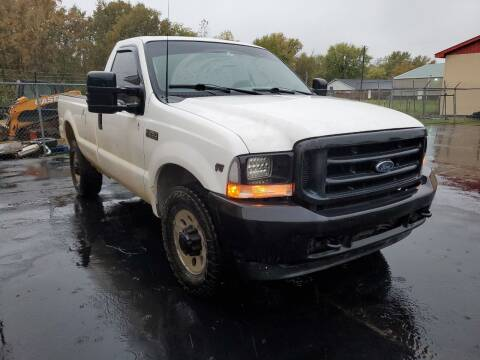 2002 Ford F-250 Super Duty for sale at Bailey Family Auto Sales in Lincoln AR
