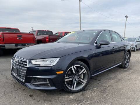 2017 Audi A4 for sale at Superior Auto Mall of Chenoa in Chenoa IL