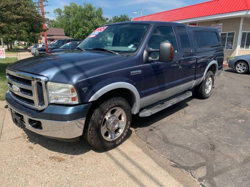 2006 Ford F-350 Super Duty for sale at THE PATRIOT AUTO GROUP LLC in Elkhart IN