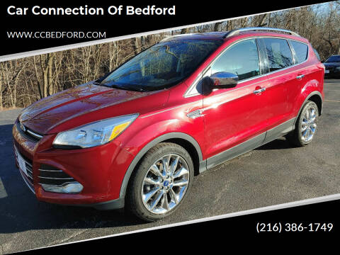 2016 Ford Escape for sale at Car Connection of Bedford in Bedford OH