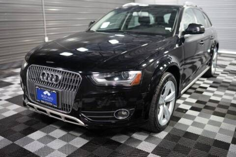 2014 Audi Allroad for sale at TRUST AUTO in Sykesville MD