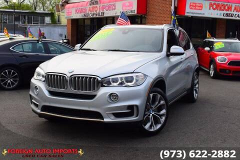 2018 BMW X5 for sale at www.onlycarsnj.net in Irvington NJ