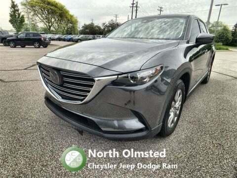 2019 Mazda CX-9 for sale at North Olmsted Chrysler Jeep Dodge Ram in North Olmsted OH