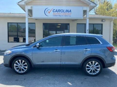2014 Mazda CX-9 for sale at Carolina Auto Credit in Youngsville NC